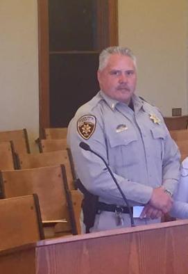 NM Sheriff's Lieutenant Killed in Motorcycle Crash