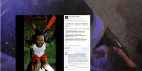 Video: FL Sheriff's Office Posts Photo of Arrested Man Crying, Responds to Critics