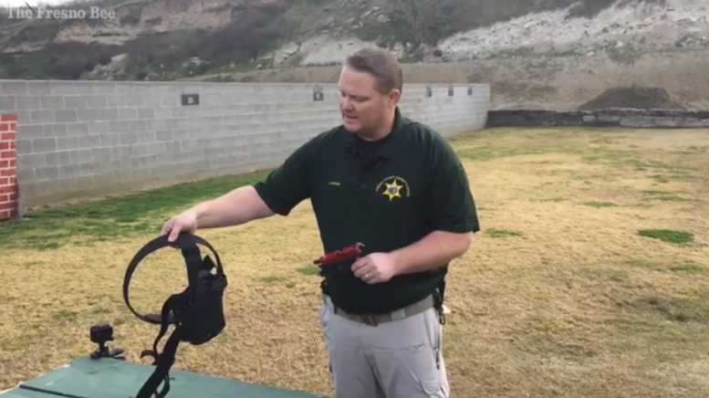 Video: CA Sheriff's Office Seeks to Prevent Future Accidental Discharges