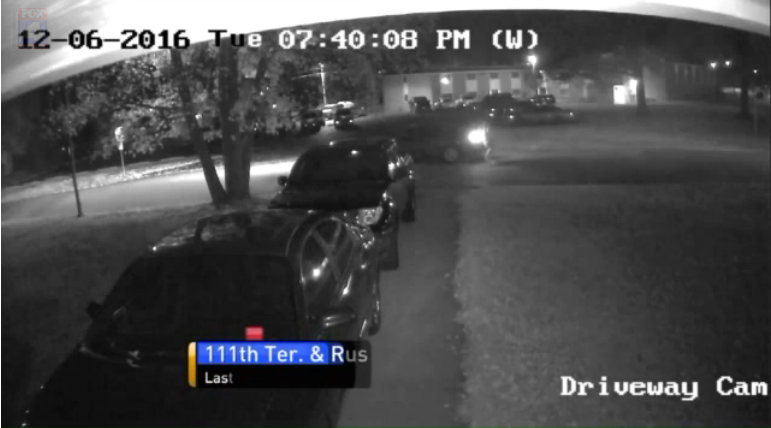 Video: MO Officer Escapes Injury in Off-Duty Ambush