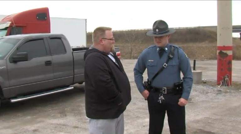 Video: Civilians Help Missouri Trooper in Fight on Interstate