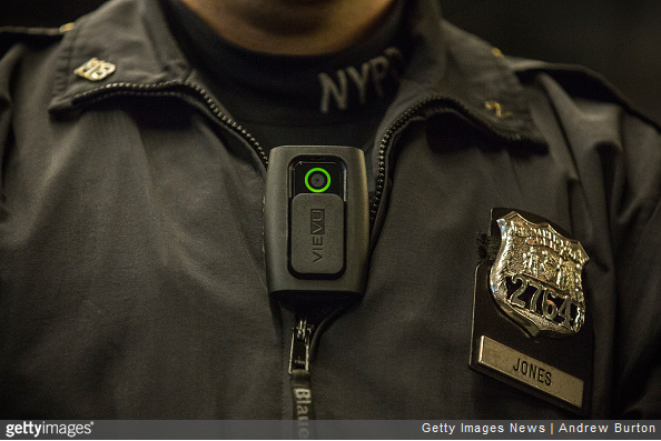 NYPD Plans to Outfit All 23,000 Patrol Officers With Body Cams