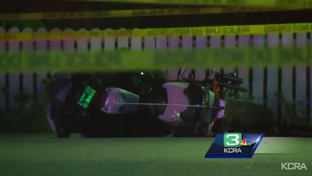 Video: Fleeing Suspect Arrested In Connection With Death of CHP Motor Officer