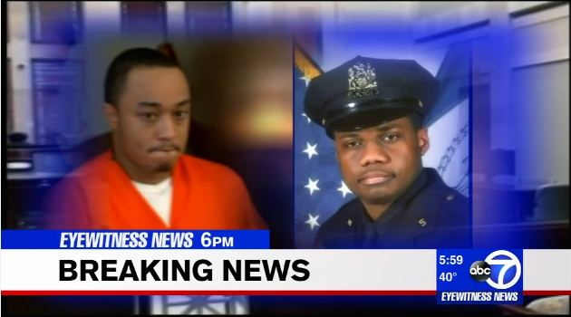 Video: Career Criminal Convicted in 2015 Murder of NYPD Officer