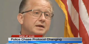 Video: KS PD Will Now Chase Everyone Who Flees With Probable Cause