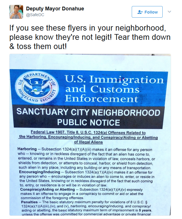 Latest News Illegal Immigrants: ICE Says Posters Asking Public To Report Undocumented