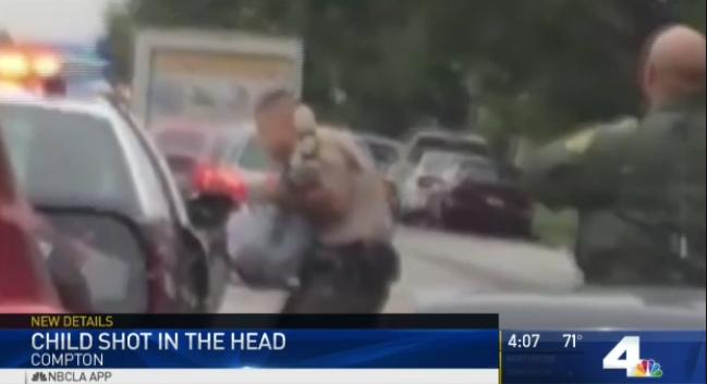 Video: L.A. Deputies' 'Split-Second Decision' Likely Saved Boy Struck by Stray Bullet