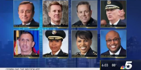 Video: Dallas Police Chief Candidates Named