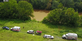 Video: VA Rescue Crew Uses Drones to Help Rescue Man Trapped by Tree