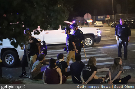 ACLU Sues St. Louis Over Police Actions During Stockley Verdict Protests