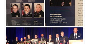 Capitol Police, Alexandria Officers Awarded 'Officer of the Year' Honors