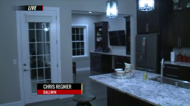 Video: Paralyzed MO Officer Presented with Smart Home