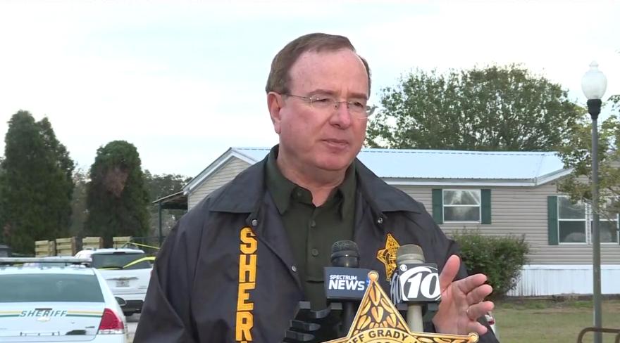 Video: Suspect Fatally Shot After Firing AR-15 at FL Deputies, Sheriff Says