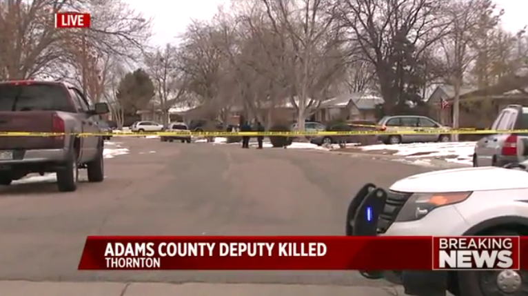 Video: Slain CO Deputy Identified; 1 Suspect in Custody, 2 at Large