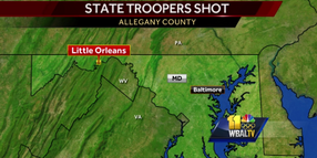2 MD Troopers Shot, Wounded Following Standoff