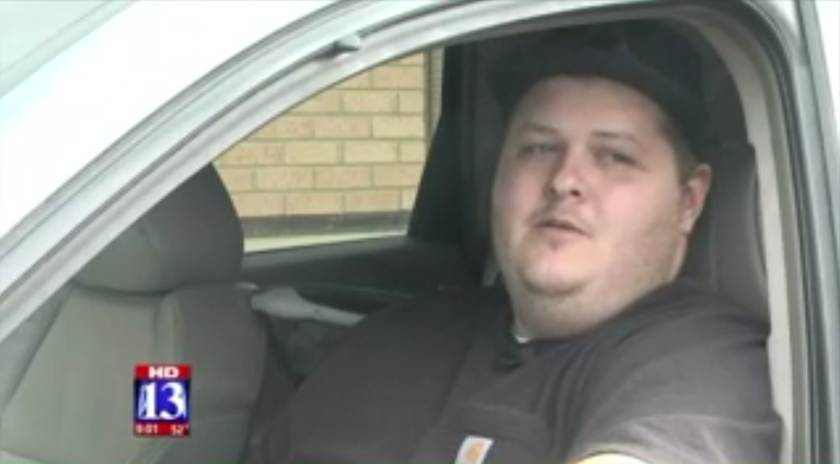 Video: Armed Civilian Helps Utah Officer End Attack