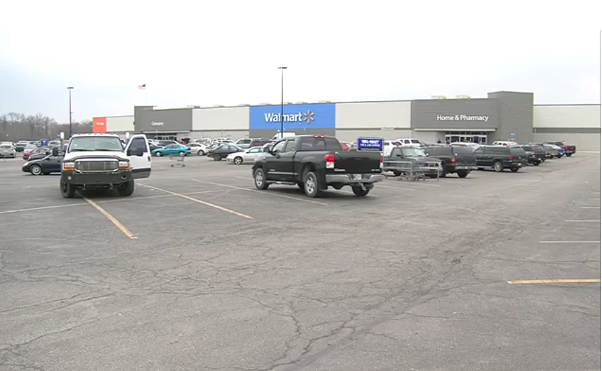 Video: Indiana Murder Suspect Went to Walmart Then Came Back During SWAT Standoff