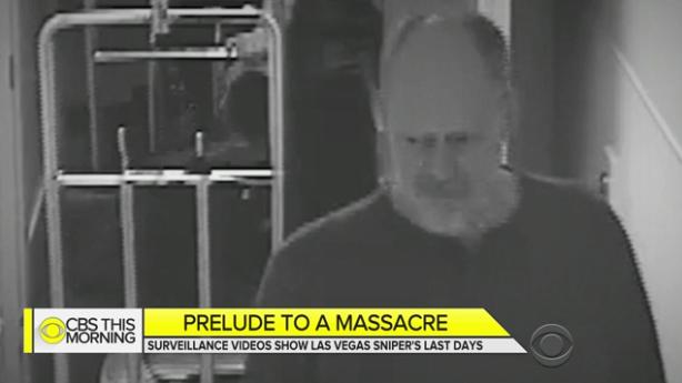 Video: Las Vegas Gunman Showed