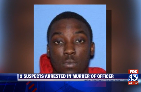 Video: Second Man Wanted in Shooting Death of Arkansas Officer Arrested