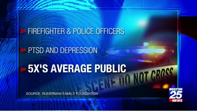 Video: More Officers Dying From Suicide Than Duty Deaths in 2017