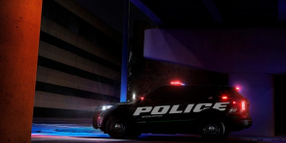 Ford Unveils Police Interceptor Utility Pursuit-Rated Hybrid