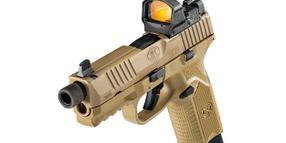 FN Releases FN 509 Tactical Pistol