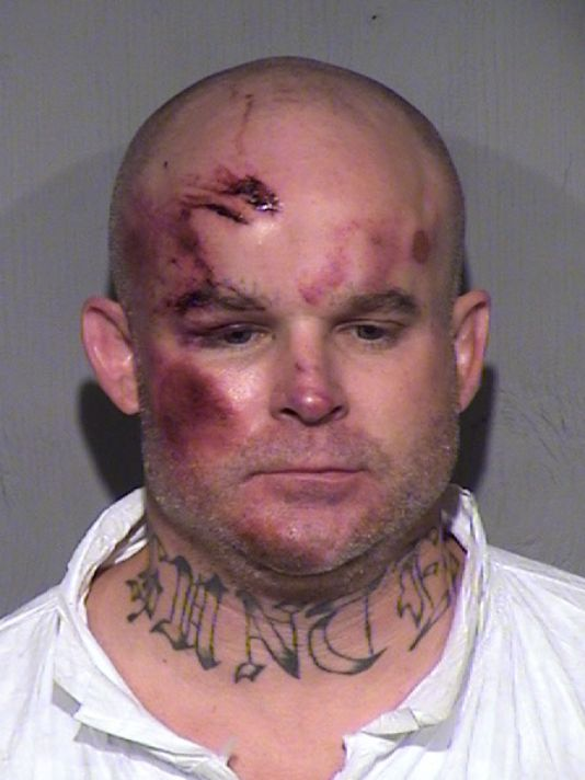 White Supremacist  Ex-Con Arrested After Arizona Mass Shooting--5 Wounded, 1 Dead