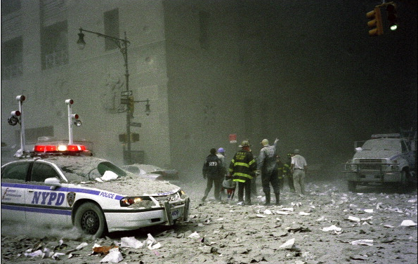 Researchers Say 9/11 First Responders Showing Signs of Cognitive Impairment