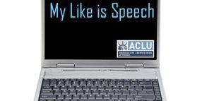 ACLU, Facebook Back Fired Deputies