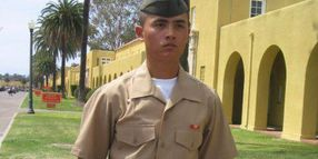 Calif. Cops Forced to Kill Marine