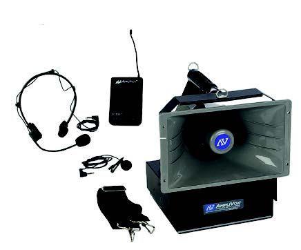 AmpliVox Releases Radio Hailer