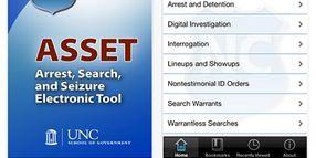 N.C. University Introduces Law Enforcement App