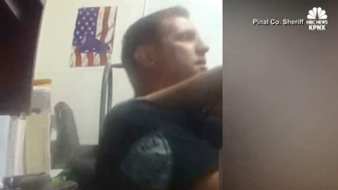 Video: Arizona Police Sergeant Fired for Using BWC to Film
