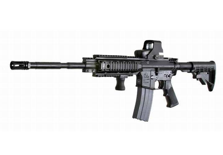 ArmaLite Introduces SPR Mod 1 AR-Style Rifle