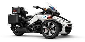 BRP Introduces Can-Am Spyder Police Unit