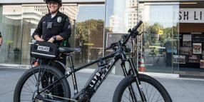 LAPD Launches Electronic Bike Program
