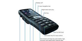 Bury Technologies Introduces CP1100 Car Phone