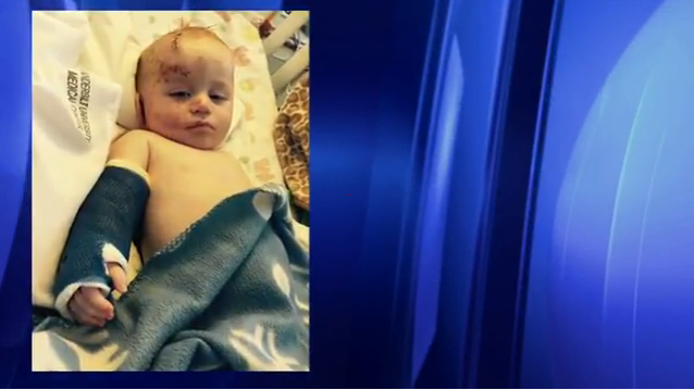 Video: Baby Saved from Burning Truck by Off-Duty Tennessee SRO