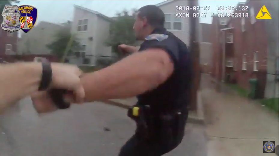 Baltimore Police Release BWC Footage of Deadly Gunfight