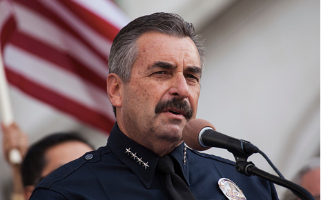 LAPD Chief Says He Will Risk Federal Funding to Avoid Immigration Enforcement by Officers