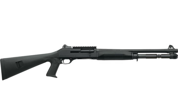 LAPD Authorizes Benelli M4 Tactical Shotgun For Duty Use