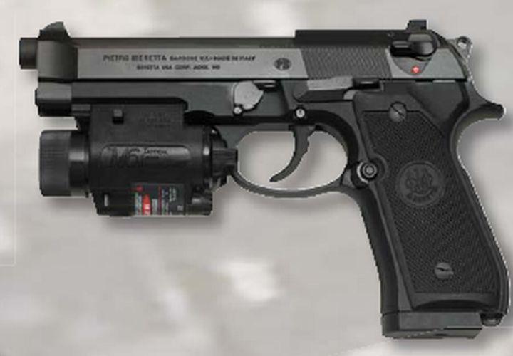 SHOT Show 2010: Beretta Upgrades 92FS Pistols
