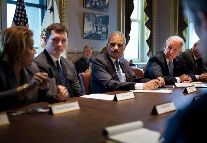 Biden: Gun Control Proposals To Come Tuesday