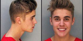 Miami Beach Cops Bust Justin Bieber for Racing, Resisting, DUI