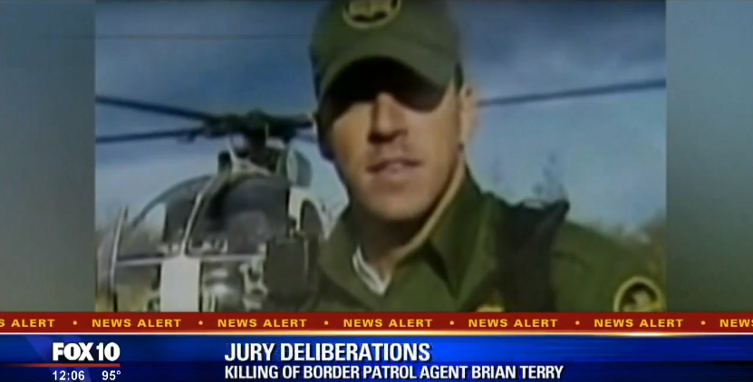 Video: Men Found Guilty of Killing Border Patrol Agent Terry