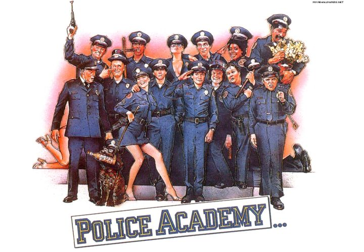 Reserve Officer To Direct 'Police Academy' Movie