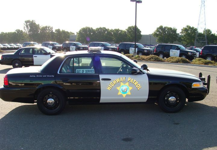 California Governor Curtails CHP's Purchase of New Patrol Vehicles