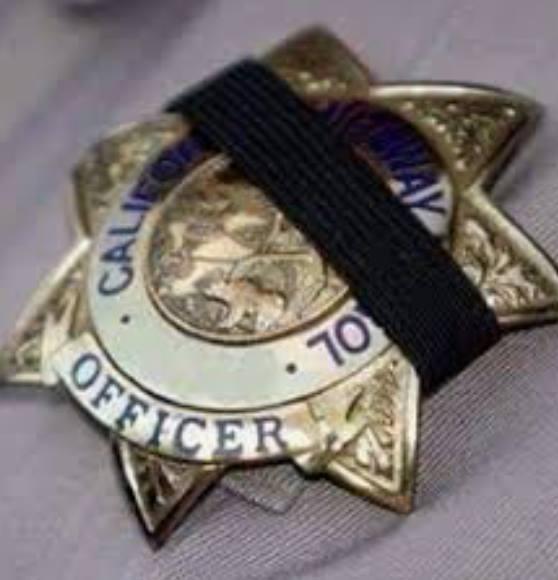 California Highway Patrol Motor Officer Killed in Crash