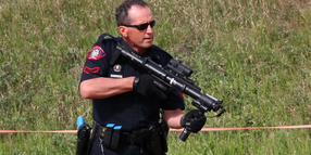 Video: Canadian Agency Arms Patrol Officers with 37mm Launchers for Less-Lethal Response