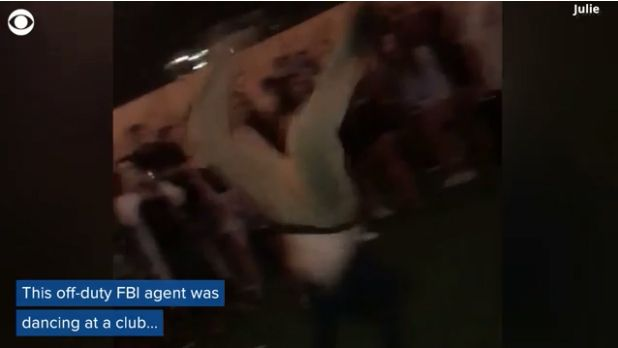 Video: FBI Agent Charged Over Accidental Discharge on Dance Floor